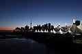 An Laslovarga Toronto in Night1.JPG