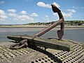 An anchor at Appledore - geograph.org.uk - 1354801.jpg