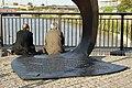 Anchor at Greenwich - geograph.org.uk - 1470000.jpg
