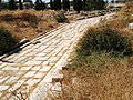 Ancients Sacred Way north of temple of Apollo - panoramio.jpg
