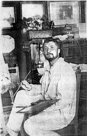 André Devambez - André Devambez (c.1900)