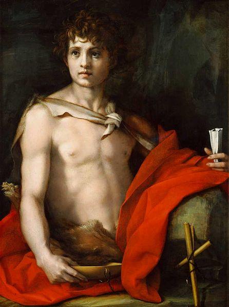 File:Andrea del Sarto - San Giovanni Battista.jpg