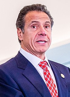Andrew Cuomo 56th Governor of New York