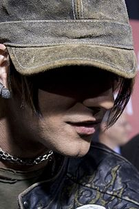 American magician w:Criss Angel. Taken at the ...