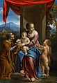Angelo Caroselli - The Virgin and Child with Saints Elizabeth and the Infant John the Baptist.jpg