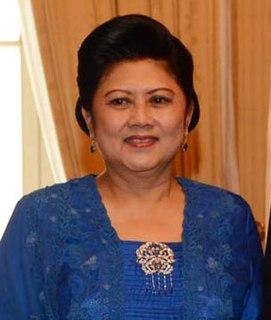 Ani Yudhoyono First Lady of Indonesia