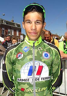 Thibault Ferasse French cyclist