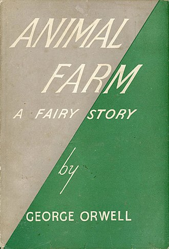 Animal Farm - First edition cover