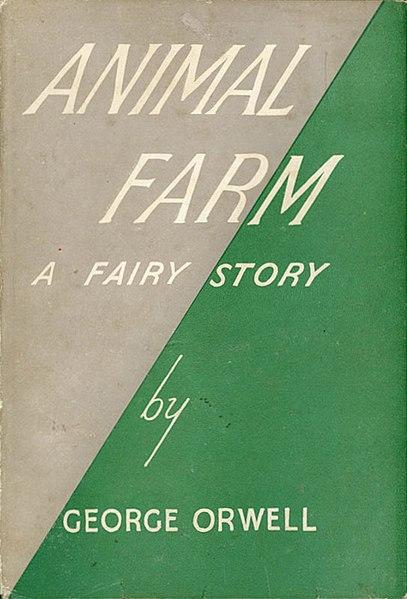 File:Animal Farm - 1st edition.jpg