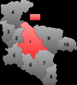 Ankang Wikipedia Republished WIKI - Ankang map