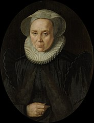 Portrait of a woman SK-A-636