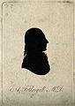 Anthony Fothergill. Aquatint silhouette, 1801. Wellcome V0001982.jpg