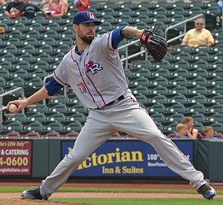 Anthony Ranaudo American baseball player