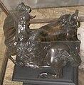 Antionio e giovan francesco susini, leone che attacca un cavallo, 1600-25 ca. 01.JPG