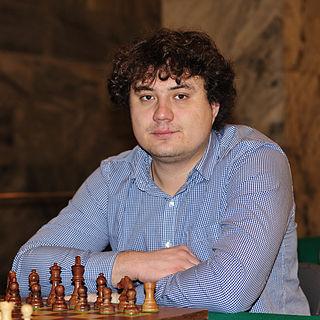 Anton Korobov Ukrainian chess player