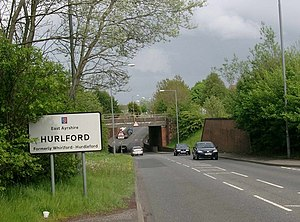 Approaching Hurlford from the west - geograph.org.uk - 170800.jpg