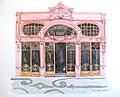 Aquarelle- le café Majestic à Porto (4530160823).jpg