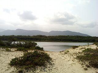 Vale do Ribeira Region in Brazil