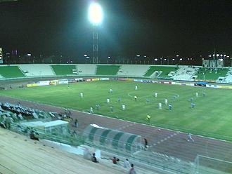 1980 AFC Asian Cup - Image: Arabi Stagium