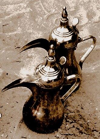 Dallah (coffee pot) - Dallahs