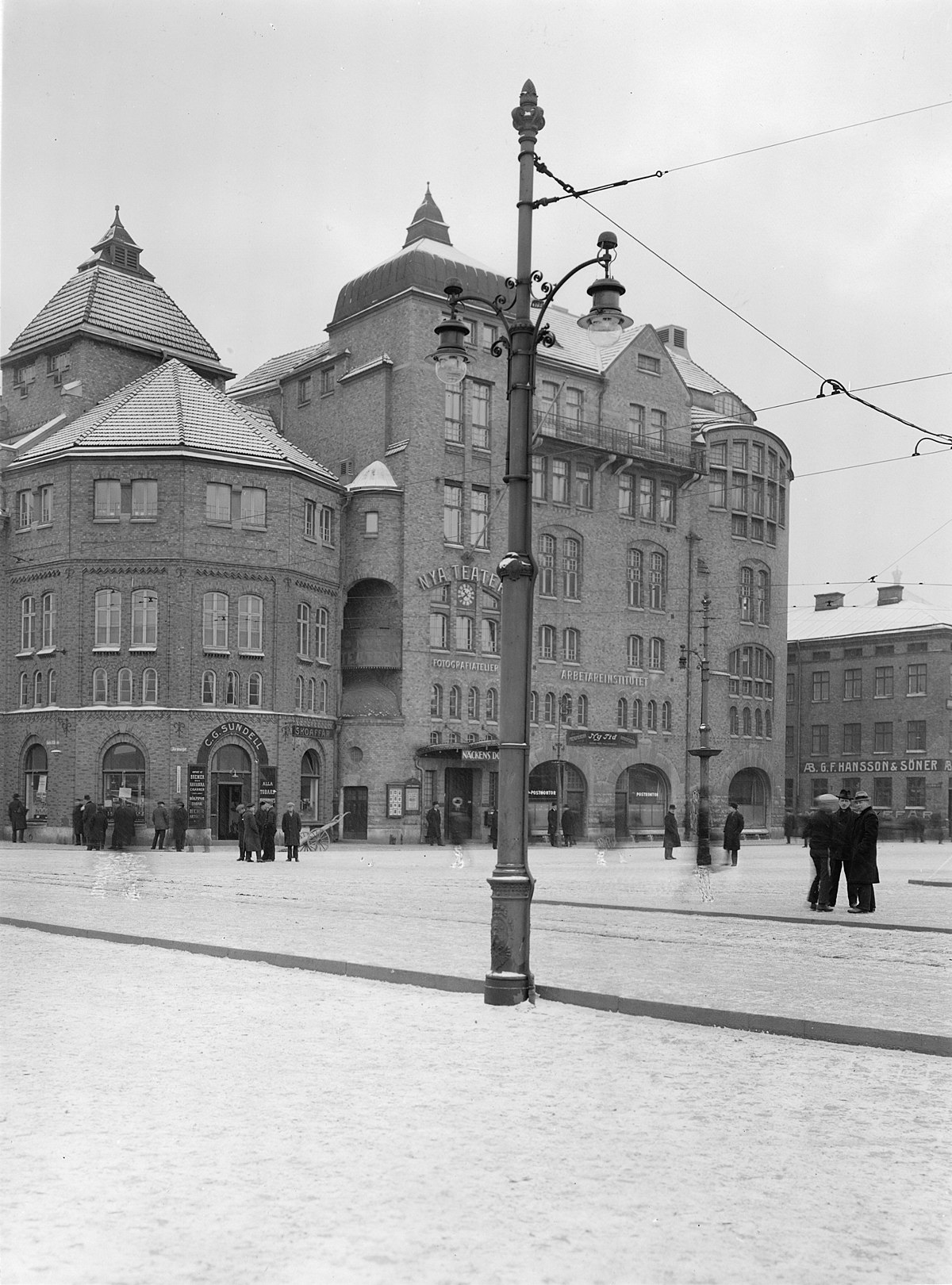 Linnégatan, Göteborg - Wikipedia