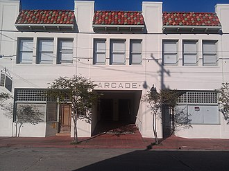 National Register of Historic Places listings in St. Tammany Parish, Louisiana - Image: Arcade Theater