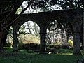 Archways alongside old church - geograph.org.uk - 113579.jpg