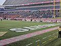 Arkansas State takes the field (30866627744).jpg