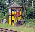 Armathwaite Signal Box Preserved 05.07.2015.jpg