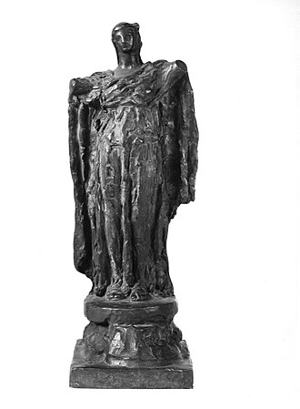 Helen Farnsworth Mears - Image: Armless Angel by Helen Farnsworth Mears