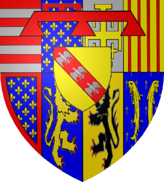 Counts and dukes of Aumale - Coat of Arms of the Dukes of Guise