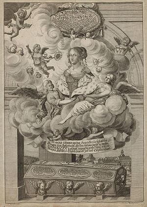 Sophie Elisabeth of Schleswig-Holstein-Sonderburg-Wiesenburg