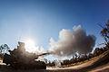 Artillery Corps Operate Near the Gaza Border (14743521033).jpg