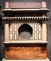 Artista fiorentino, modello per il completamento dle tamburo della cupola, 1450-1500 ca.JPG