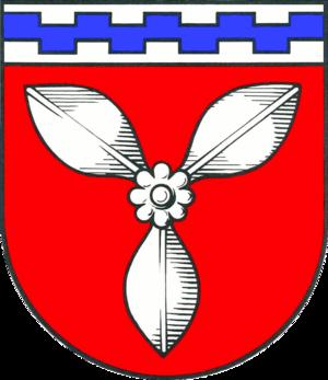 Ascheberg, Schleswig-Holstein - Image: Ascheberg (Holstein) Wappen