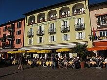 Hotels Ascona  Sterne