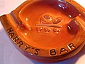 Ash tray from Harry's Bar in Venice.jpg