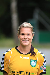 Image illustrative de l'article Ashlyn Harris