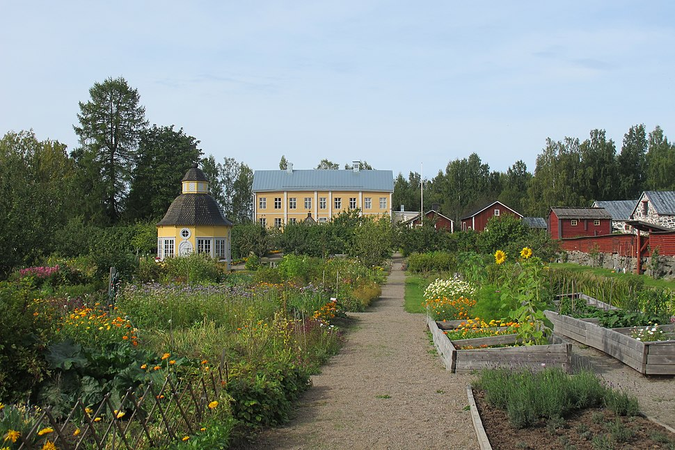 Aspegrens trädgård