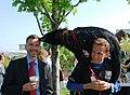 Assistant Secretary Tangherlini at the Cincinnati Zoo (5707943252).jpg