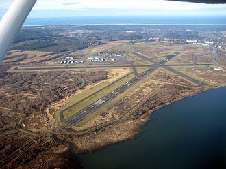 Astoria Regional Airport - Image: Astoria Regional Airport