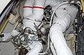 Astronauts John M. Grunsfeld and Richard M. Linnehan (27990757216).jpg