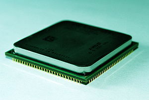 Multi-core processor - An AMD Athlon X2 6400+ dual-core processor.