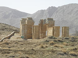 Attash kuh Fire Temple.JPG