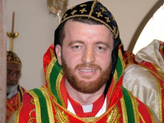 Polycarpus Augin Aydin Syriac Orthodox Ecclesiastical authority