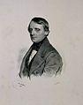 August, Ritter von Schaeffer. Lithograph by J. Kriehuber, 18 Wellcome V0005264.jpg