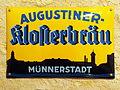 Augustiner-Klosterbräu - Münnerstadt.JPG