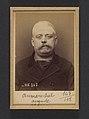 Aumaréchal. Auguste. 44 ans, né à Chateaumeillant (Cher). Ébéniste. Association de malfaiteurs. 8-3-94. MET DP289795.jpg
