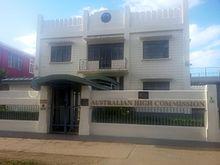List of diplomatic missions of Australia - Wikipedia