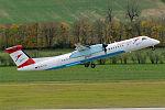 Austrian Airlines, OE-LGL, Bombardier Dash 8-402Q (23074135481).jpg